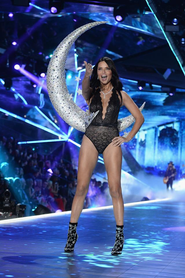 <p>2018 Victoria's Secret Fashion Show in New York<br />Photo: Getty </p>