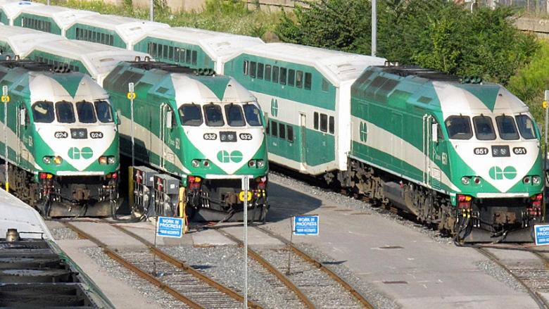 Doug Ford loves subways so much he's vowing to build them to Pickering, Markham