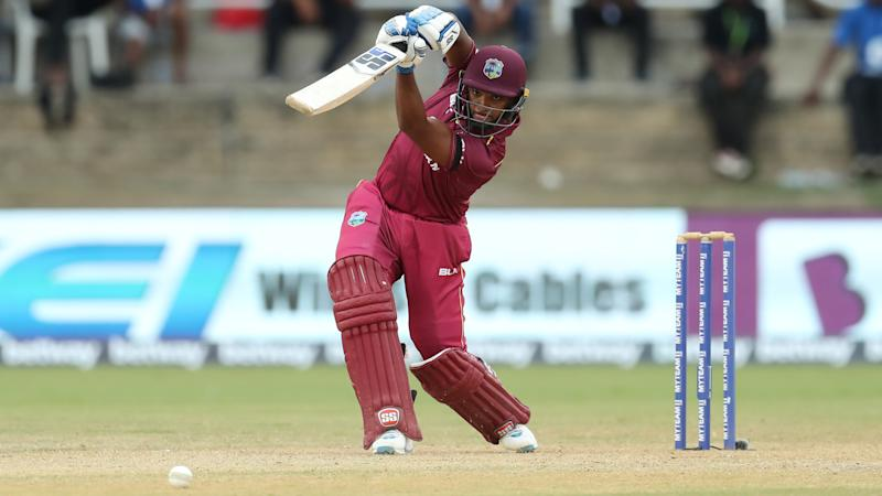 Windies secure ODI series win over Ireland after thrilling finish