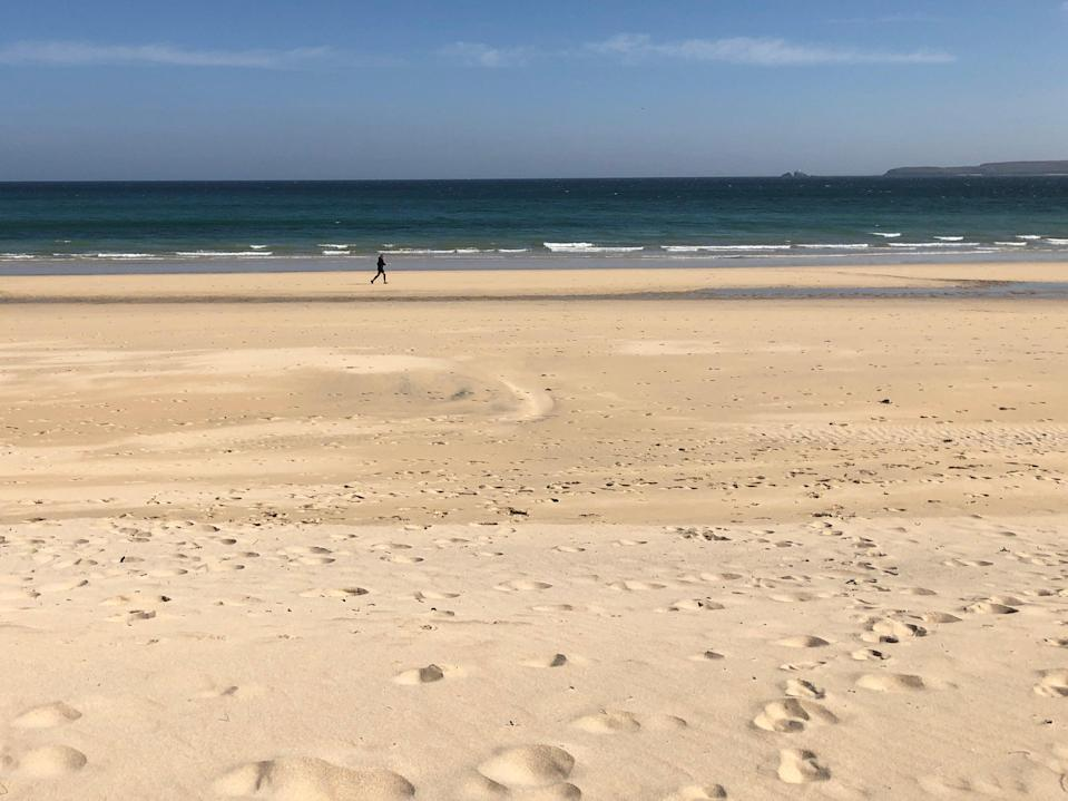Summit special: Carbis Bay in Cornwall, location for the G7 (Simon Calder)