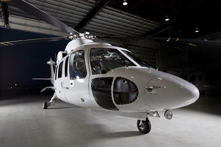 """<p>If you thought that you could enjoy a luxury hotel while on a <a href=""""https://www.popularmechanics.com/military/aviation/a35311381/defiant-x-helicopter-could-replace-army-uh-60-black-hawk/"""" rel=""""nofollow noopener"""" target=""""_blank"""" data-ylk=""""slk:helicopter"""" class=""""link rapid-noclick-resp"""">helicopter</a> ride, you definitely fell for the hotelicopter hoax in 2009. Here's how the story goes: a company supposedly spent five years converting the world's largest helicopter—a modified Soviet Mil V-12—into the first flying hotel. The video and website were actually a viral marketing campaign by a hotel search site. Despite a lot of interest, there was never a takeoff from JFK Airport.<br></p>"""