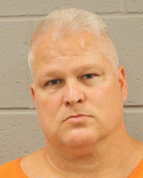 PHOTO: David Temple (seen here in 2019) has been convicted of his wife's murder not once, but twice. Yet today, his fate still hangs in the balance. (Harris County Sheriff's Office)