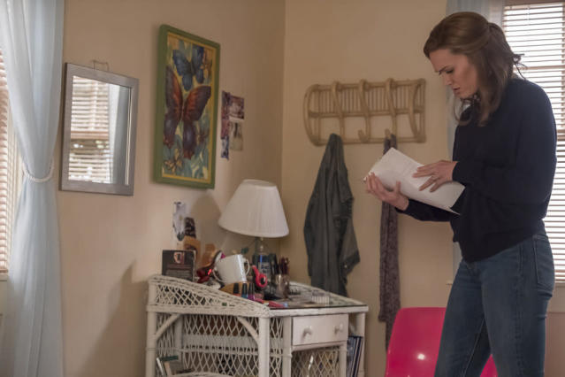 Mandy Moore as Rebecca in <em>This Is Us</em> (Photo by: Ron Batzdorff/NBC)