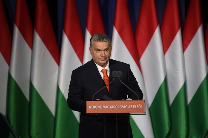 Viktor Orban vows to oppose EU border-guard plan