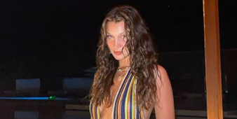 Bella Hadid Shares Behind-The-Scenes Snaps From Her 24th Birthday Party