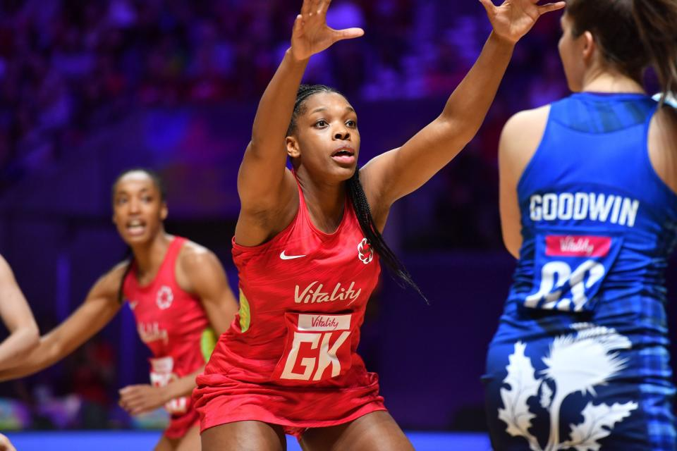 Usoro-Brown says motherhood has motivated her to greater success