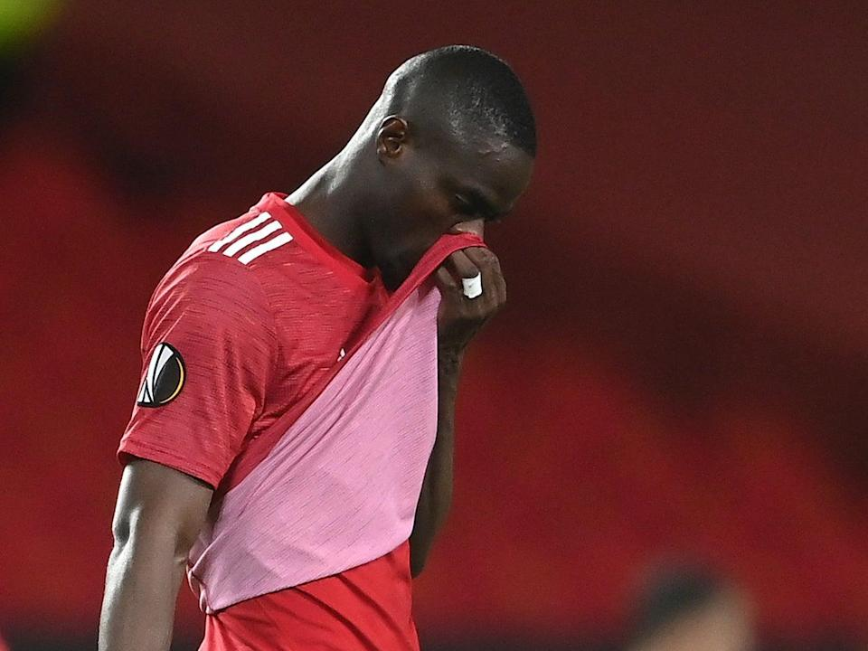 Manchester United centre-back Eric Bailly (Getty Images)