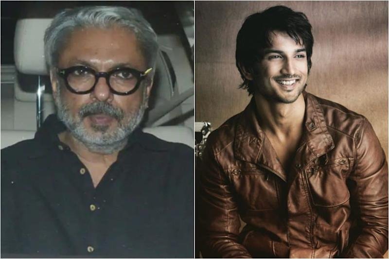 Bhansali Planned To Cast Sushant Singh Rajput In 4 Films, Denies Dropping Actor From His Movies
