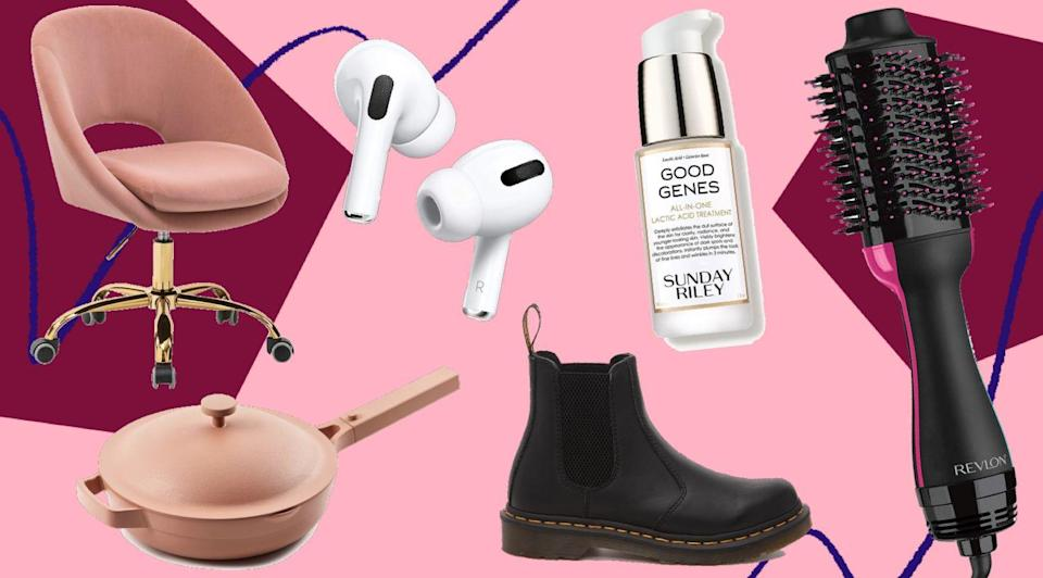 Yes, some of these products are still on sale. (HuffPost)