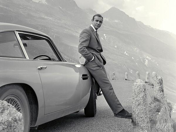 Sir Sean Connery (Image courtesy: Twitter)