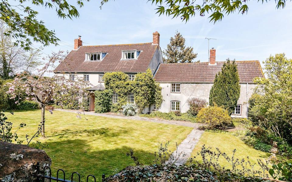 Blindwell, near Nether Stowey in Somerset, has a septic tank. It is £700,000 with Strutt & Parker