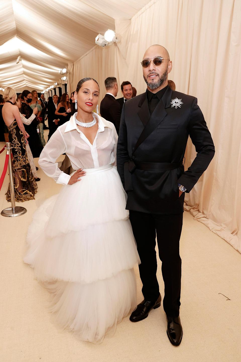 """<h1 class=""""title"""">Alicia Keys and Swizz Beatz</h1><cite class=""""credit"""">Photo: Getty Images</cite>"""