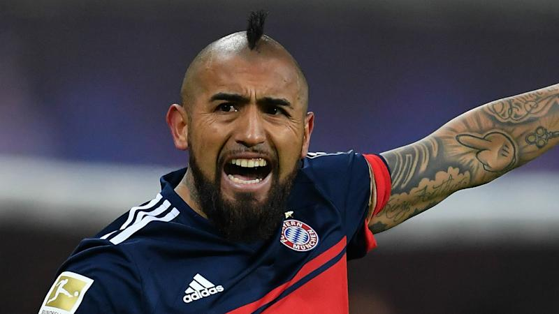Real Madrid boss Zidane reading little into Vidal blow for Bayern