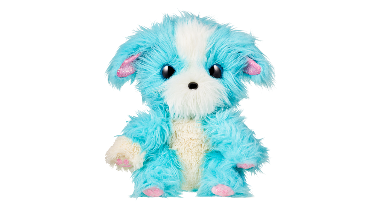 """You can now bring the magic of Scruff-a-Luvs to life with this electronic Real Rescue. Children have to nurture it just like a real pet as the toy features over 35 lifelike interactions including whimpering, feeding and a heartbeat. Suitable for ages 4+<a href=""""https://fave.co/2lMfXip"""">. <strong>Shop here.</strong></a>"""