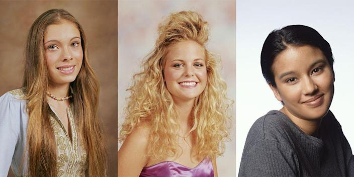 """<p>Senior year of high school is filled with so many major life decisions. Figuring out the best hair option for your yearbook photo was one of them. Did you follow one of these popular trends of the time? We'll admit that some of them seem a bit silly now, but this being said, we're sure people looking back on the hairstyles of the 2010s (including <a href=""""https://www.goodhousekeeping.com/beauty/hair/g847/celebrity-haircuts/"""" rel=""""nofollow noopener"""" target=""""_blank"""" data-ylk=""""slk:celebrity hairstyles"""" class=""""link rapid-noclick-resp"""">celebrity hairstyles</a>) might think we're a little out there too.</p>"""