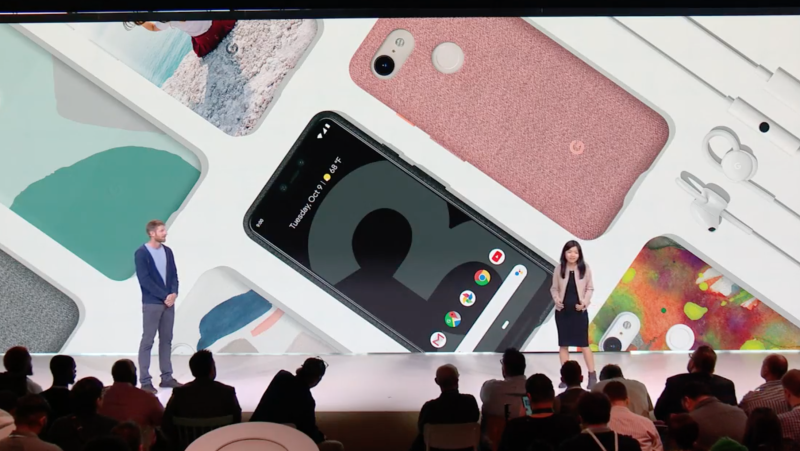 Google reveals the Pixel 3 and Pixel 3 XL