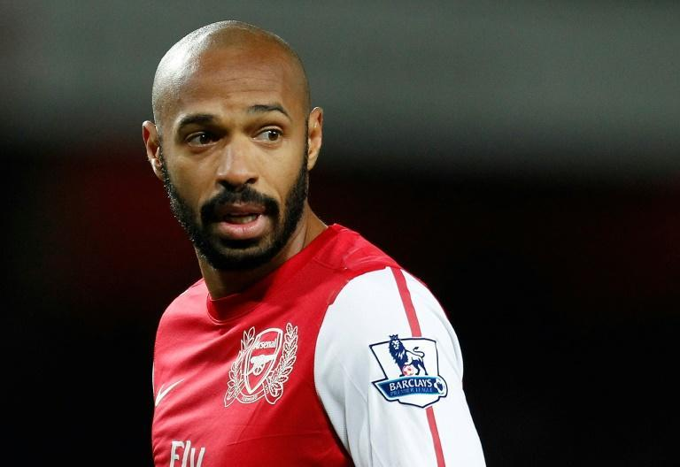 Thierry Henry is Arsenal's all-time top scorer