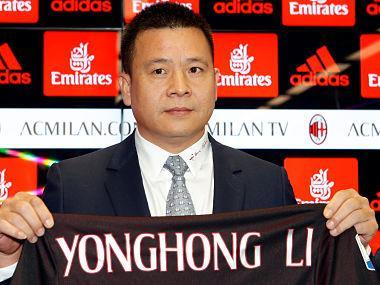 "AC Milan owner Li Yonghong has dismissed reports that he has been declared bankrupt in China as ""fake news""."