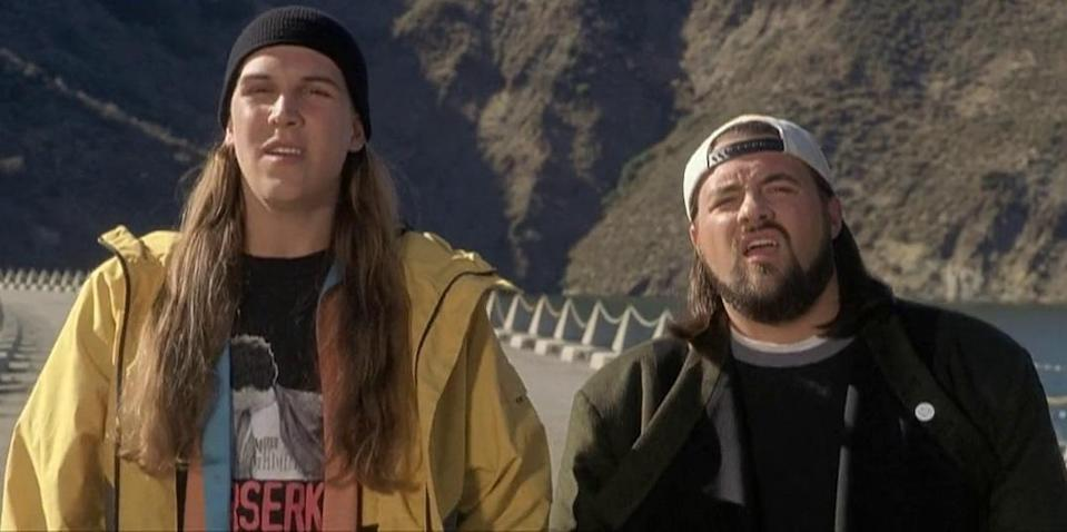 2001's 'Jay and Silent Bob Strike Back' (credit: Dimension Films)