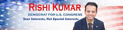 Rishi is running for people, not special interests