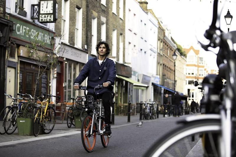 Islington council has given permission for Mobike to launch 200 of its bikes