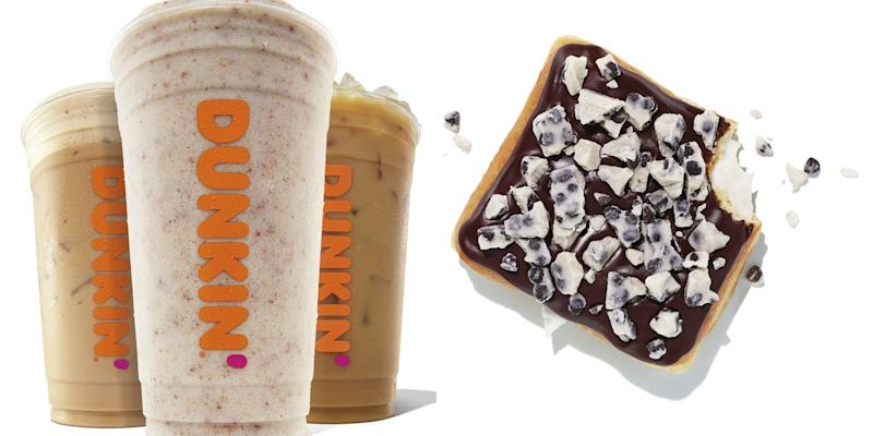 Dunkin' Just Confirmed Three Candy-Packed Coffee Flavors ...