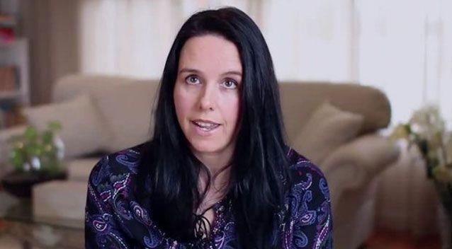Cella White claims her son was told he could wear a dress to school, in an anti-same sex marriage commercial. Photo: The Coalition for Marriage TV ad