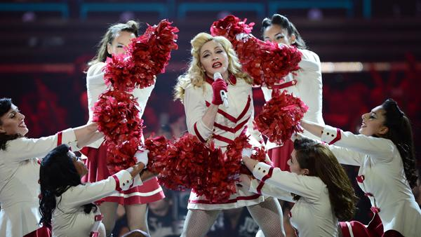 Madonna Will Present GLAAD Award to Anderson Cooper