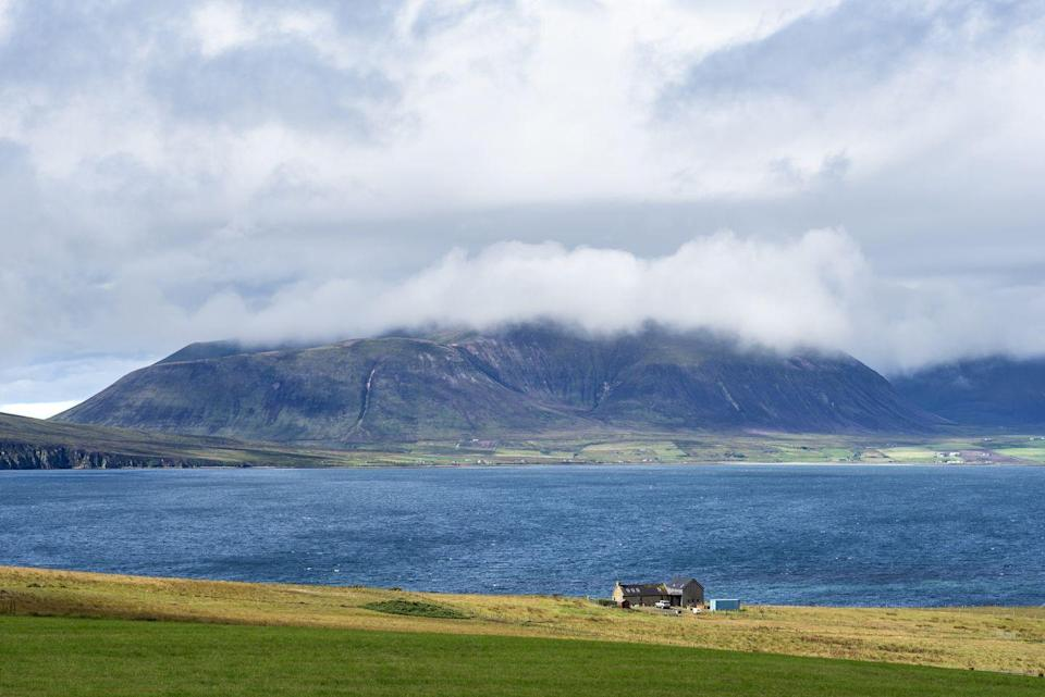 """<p>Orkney is an archipelago in the Northern Isles of Scotland. Steeped in history, it has rolling green fields, spectacular landscapes and beautiful beaches featuring sloping sand dunes. It's right at the top of our post-lockdown <a href=""""https://www.countryliving.com/uk/travel-ideas/abroad/g28258776/island-holidays/"""" rel=""""nofollow noopener"""" target=""""_blank"""" data-ylk=""""slk:travel"""" class=""""link rapid-noclick-resp"""">travel</a> wish list...</p>"""
