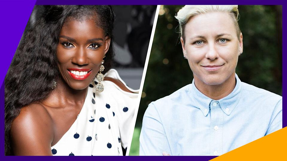 Abby Wambach and Boz St. John discuss the role white women play in allyship.