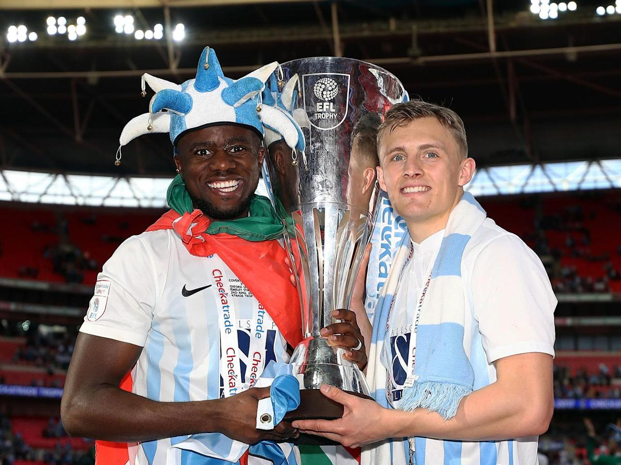 Leicester closing in on Coventry starlet George Thomas in £500,000 deal
