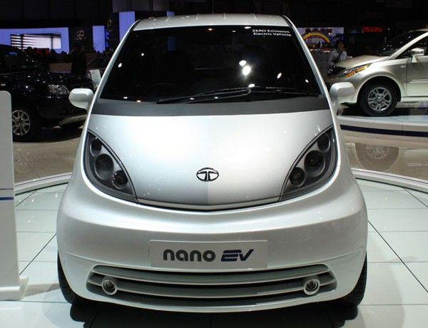 <p>Tata Nano EV: Tata will launch an electric version of the Tata Nano. The Tata Nano EV has been spotted testing near Coimbatore and is likely to be showcased at the Auto Expo 2018 in New Delhi. The Tata Nano EV will likely be priced at par with the Mahindra e2O, which is at around Rs 7 lakh to Rs 9 lakh. </p>