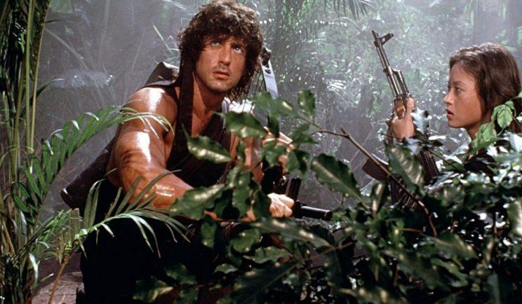 Rambo: First Blood Part II - Credit: TriStar Pictures