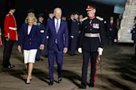 US President Joe Biden begins a packed tour that takes in a G7 meeting, NATO and European Union summits and talks with Russia's Vladimir Putin