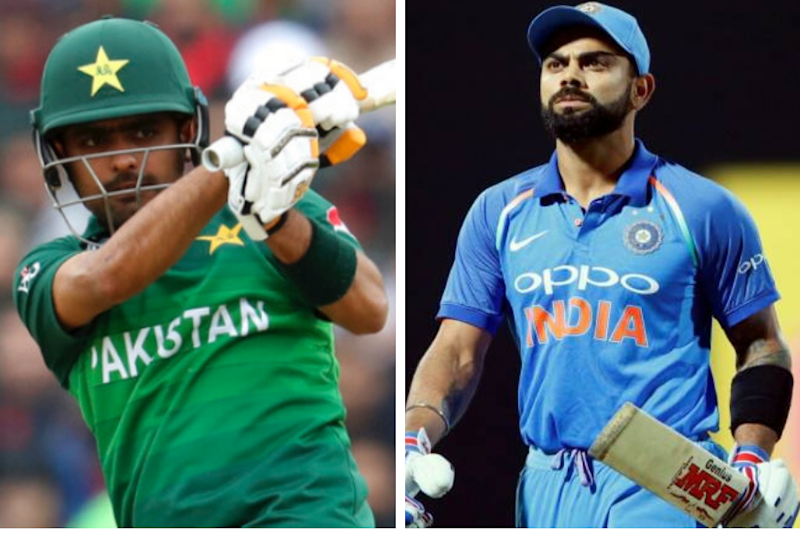 Pakistan's Babar Azam Breaks Virat Kohli's Record in World Cup Clash Against New Zealand