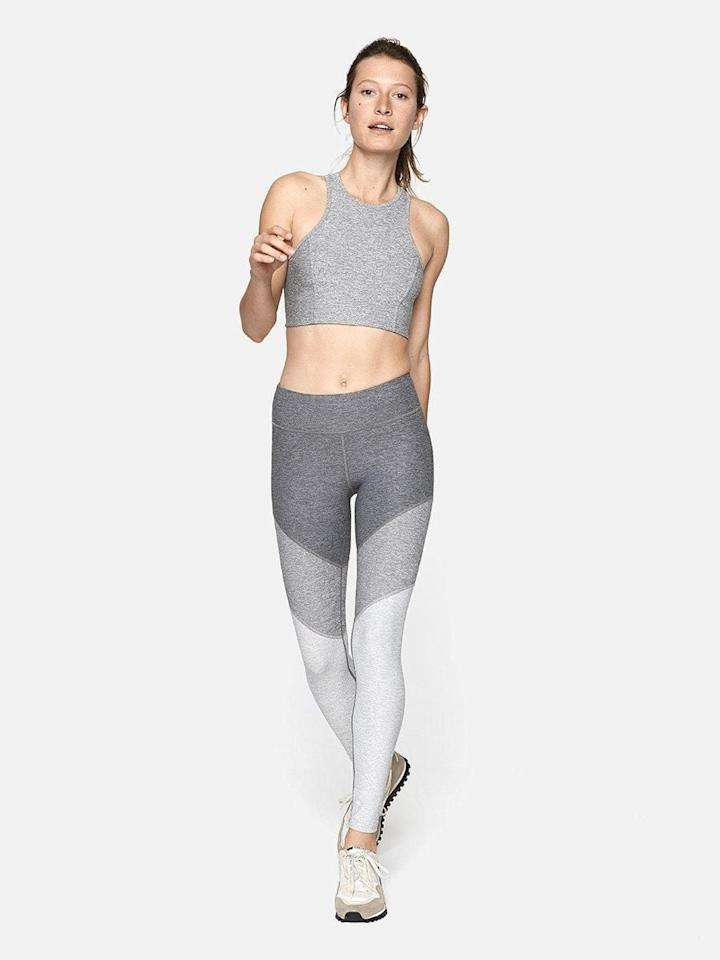 """<p>These <a href=""""https://www.popsugar.com/buy/Outdoor-Voices-78-Springs-Leggings-540191?p_name=Outdoor%20Voices%207%2F8%20Springs%20Leggings&retailer=outdoorvoices.com&pid=540191&price=85&evar1=fit%3Auk&evar9=47109503&evar98=https%3A%2F%2Fwww.popsugar.com%2Ffitness%2Fphoto-gallery%2F47109503%2Fimage%2F47109516%2FOutdoor-Voices-78-Springs-Leggings&list1=shopping%2Cworkout%20clothes%2Cwinter%2Coutdoor%20voices&prop13=api&pdata=1"""" rel=""""nofollow"""" data-shoppable-link=""""1"""" target=""""_blank"""" class=""""ga-track"""" data-ga-category=""""Related"""" data-ga-label=""""https://www.outdoorvoices.com/products/7-8-springs-legging-1?variant=31138577514574"""" data-ga-action=""""In-Line Links"""">Outdoor Voices 7/8 Springs Leggings</a> ($85) are a great option when it's chilly because of the textured compression. It holds you in and keeps you nice and toasty. Plus, there are so many fun colors to choose from.</p>"""