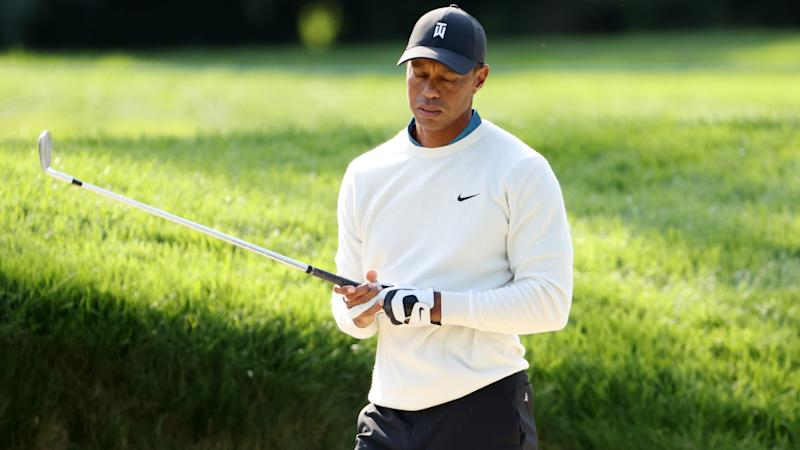 Tiger Woods ready for rest after missing US Open cut