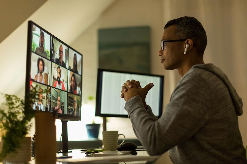 Office workers who went remote during COVID-19 shutdowns have leverage right now. But they should be prepared to negotiate. (Photo: Alistair Berg via Getty Images)