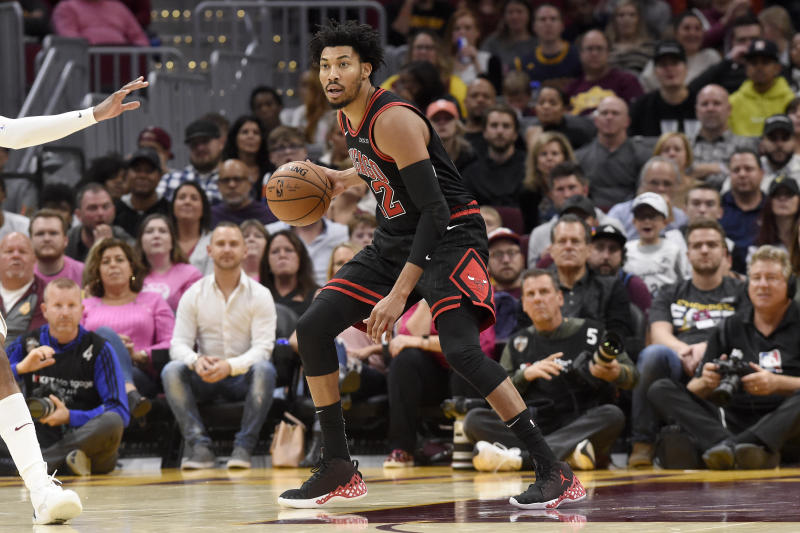 After leaving Wednesday's game with foot injury, Bulls forward Otto Porter Jr. will be sidelined for the foreseeable future.