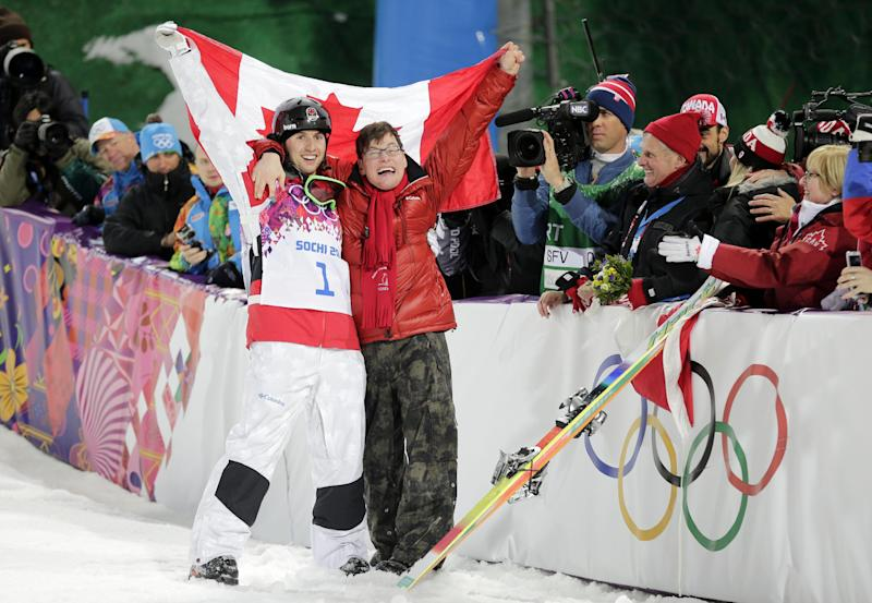 Canada's Bilodeau repeats in Olympic men's moguls