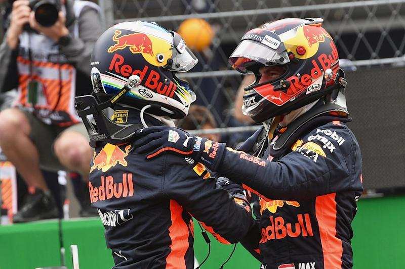 Verstappen 'could've done damage' in pole miss