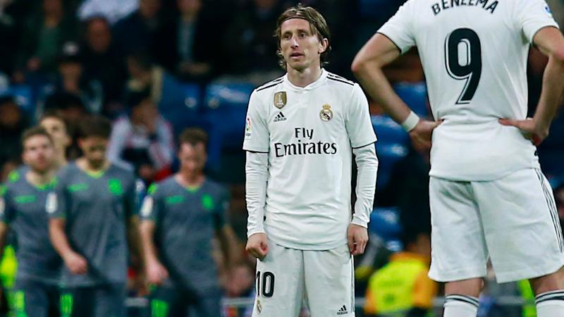Real Madrid problems not normal – Modric bemoans woes