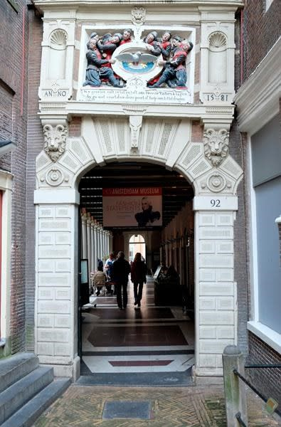 Dutch museum stops using 'Golden Age' for 17th century