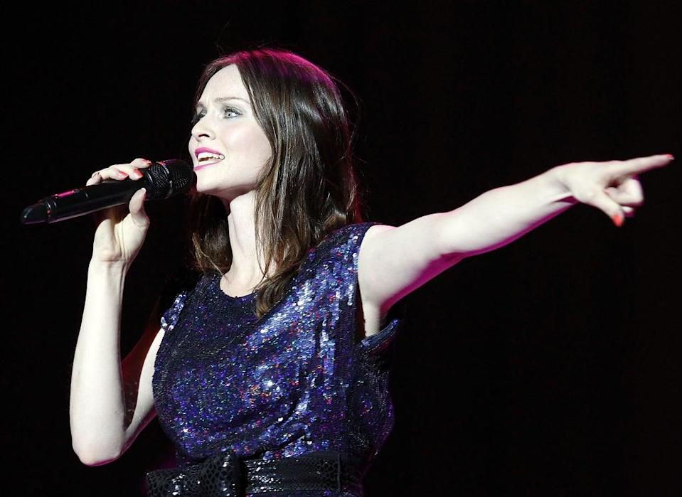 Sophie Ellis Bextor was partnered with Brendan Cole for her appearance on 'Strictly Come Dancing' (Getty Images)