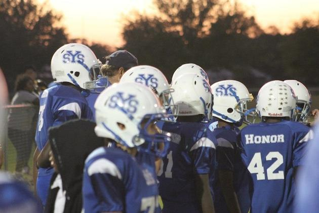 The Sebring Youth Football program had all its equipment stolen, but a last ditch donation is helping — Facebook