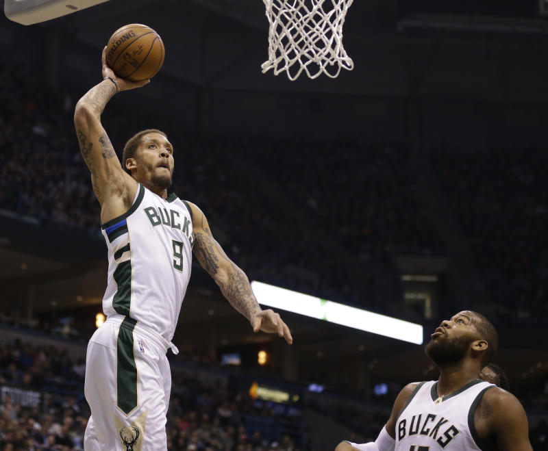 Michael Beasley has joined the New York Knicks on a one-year deal. (AP)