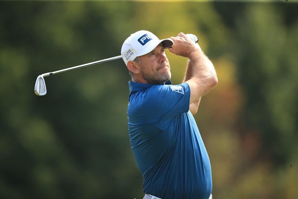 Lee Westwood in action (PA Archive)