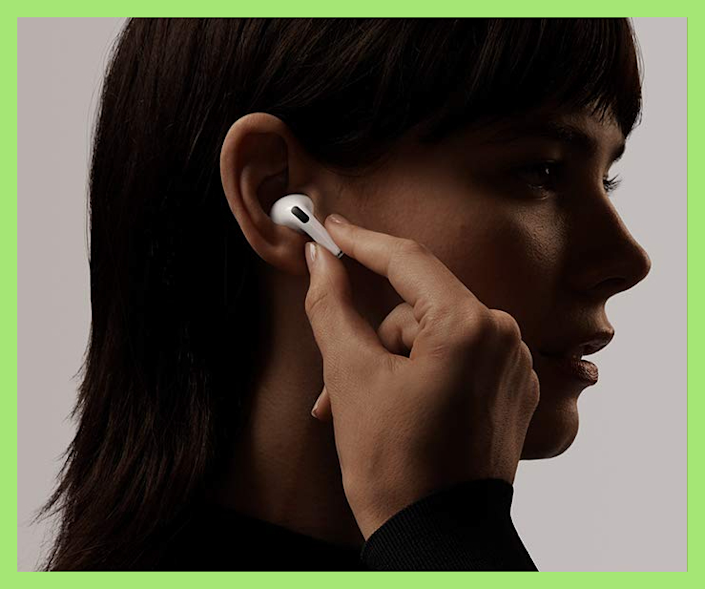 The latest Apple AirPods Pro are on sale for just $ 190!  (Photo: Amazon)