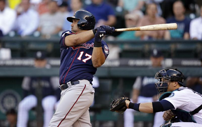 Morales, Gibson lead Twins to 8-1 rout of Mariners
