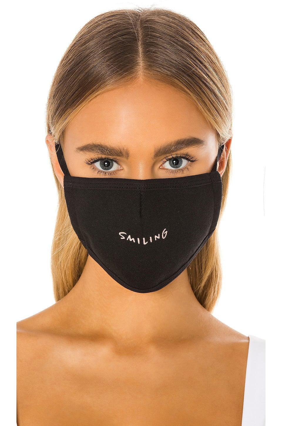 <p>You can preorder this <span>GRLFRND Protective Face Mask</span> ($17), and we are definitely on board.</p>